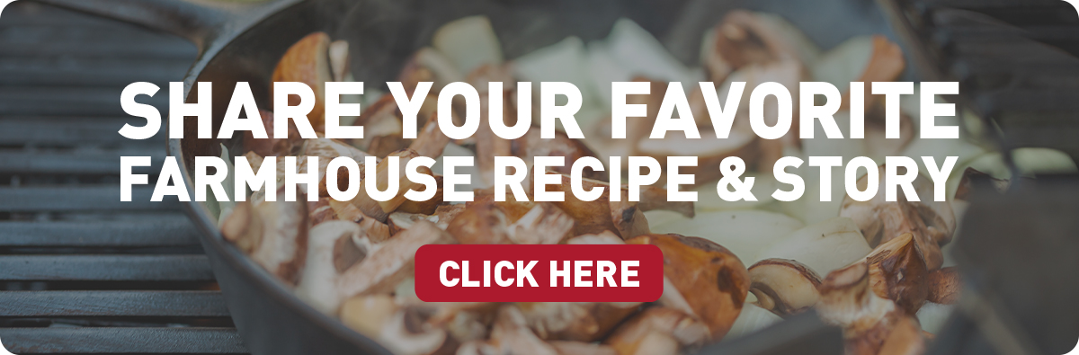 share your favorite recipes!
