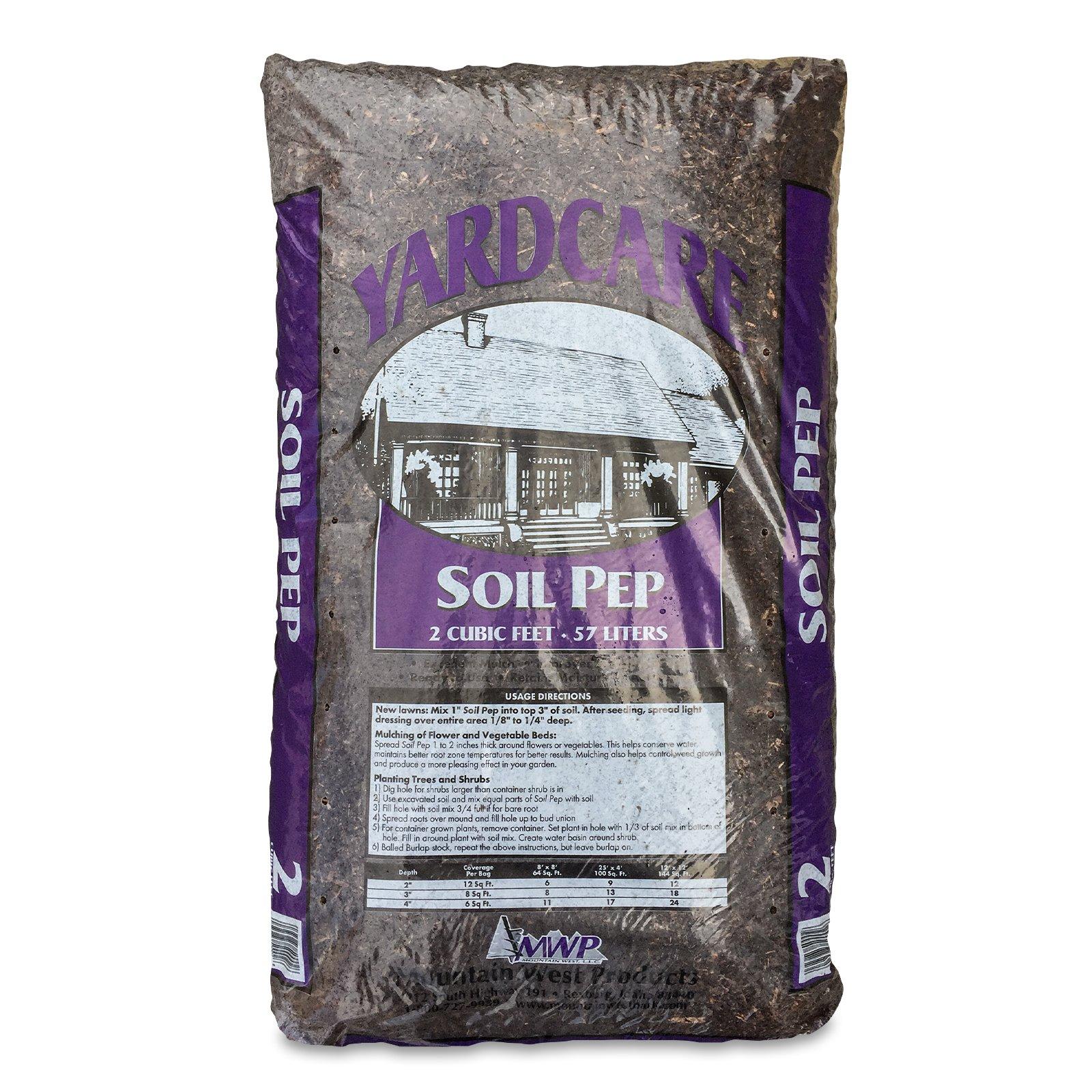 Mountain West Bark Soil Pep Mulch