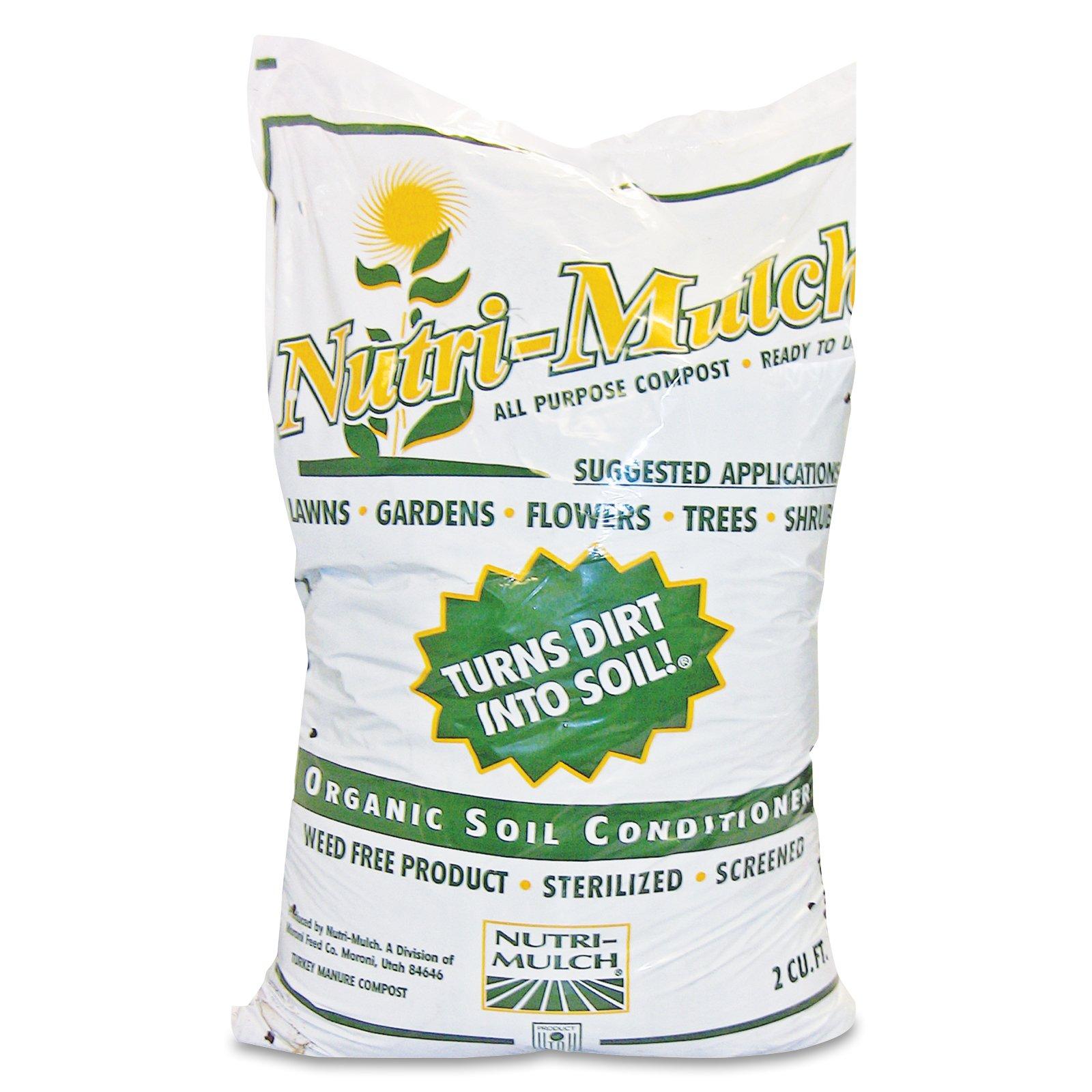 Nutri-Mulch All Purpose Compost