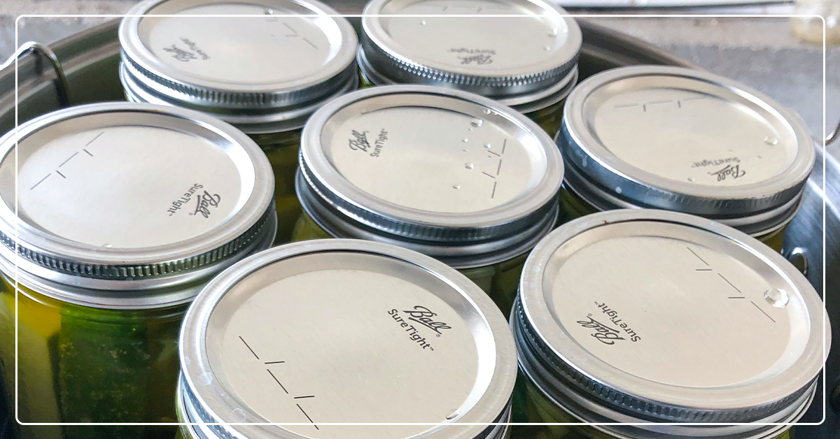 Canning Guide: Tips & Recipe Ideas