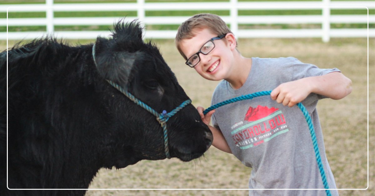 How One Family Uses 4H To Teach Their Kids Valuable Life Lessons