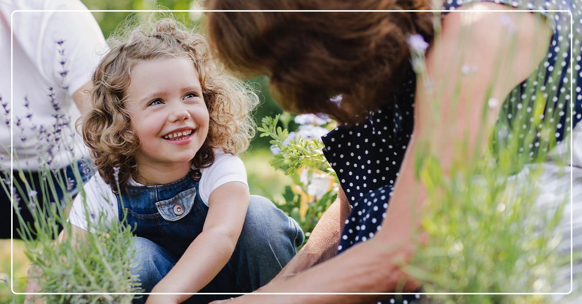 Family-Friendly Ideas To Make Your Kid's Garden Special & Fun