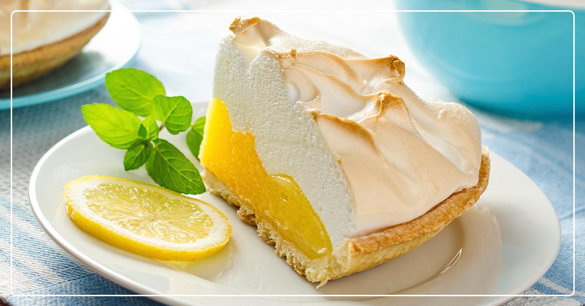 Grandma Chrystal's Lemon Pie Recipe