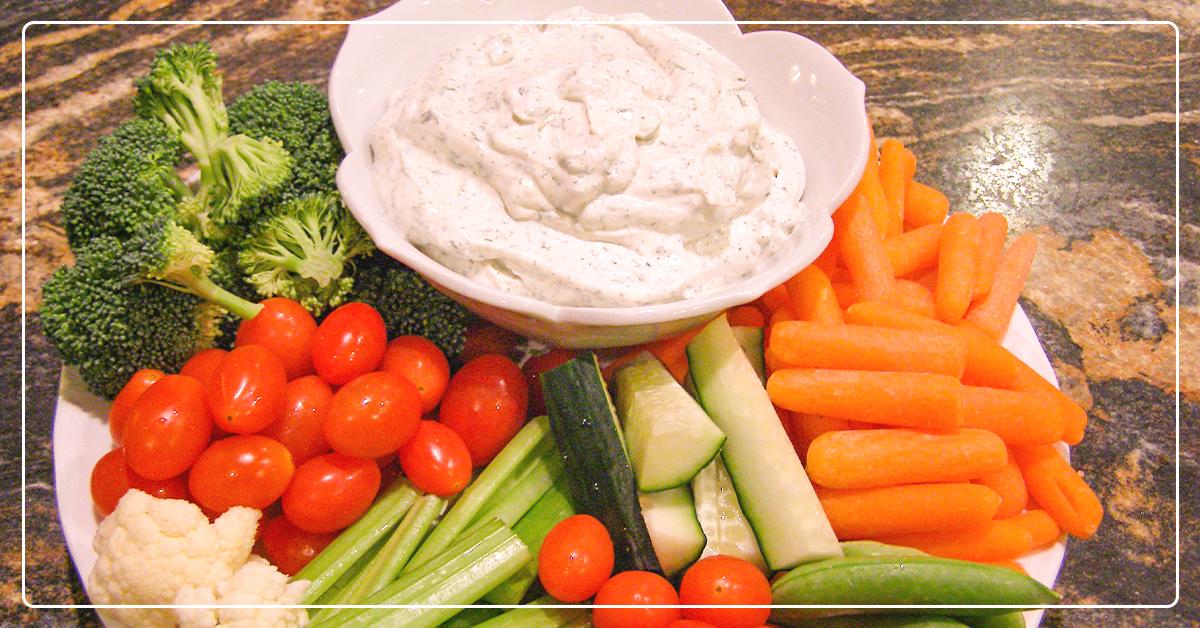 Jones' Beau Monde Vegetable Dip Recipe