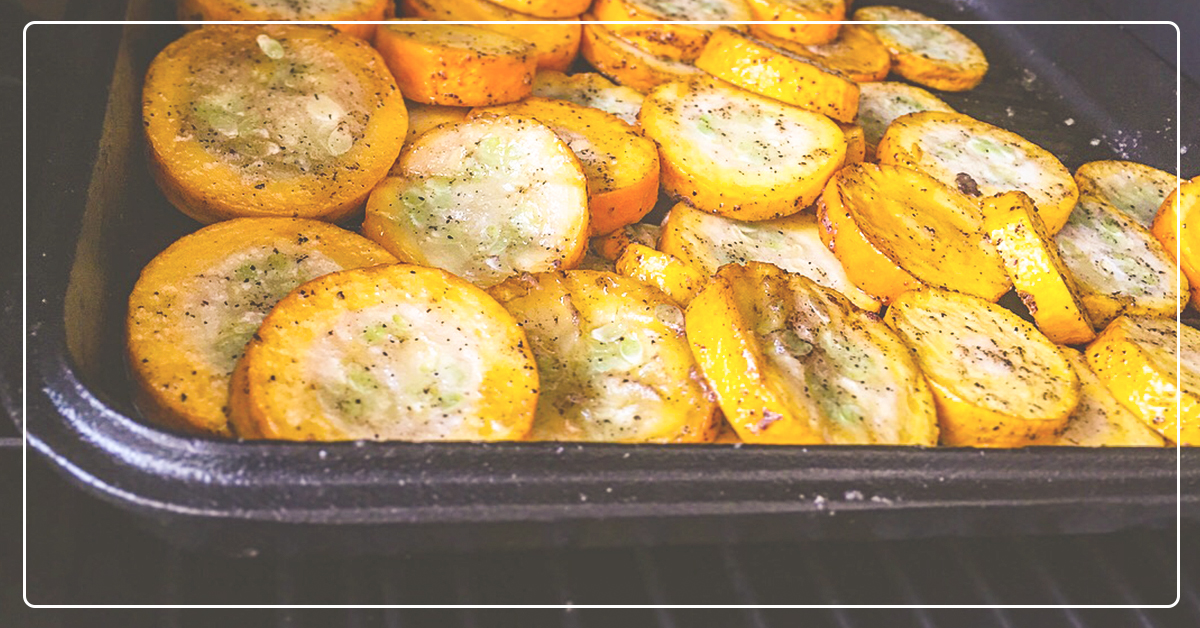How To Use Your Grill to Smoke Vegetables, Fruits, Cheeses and More