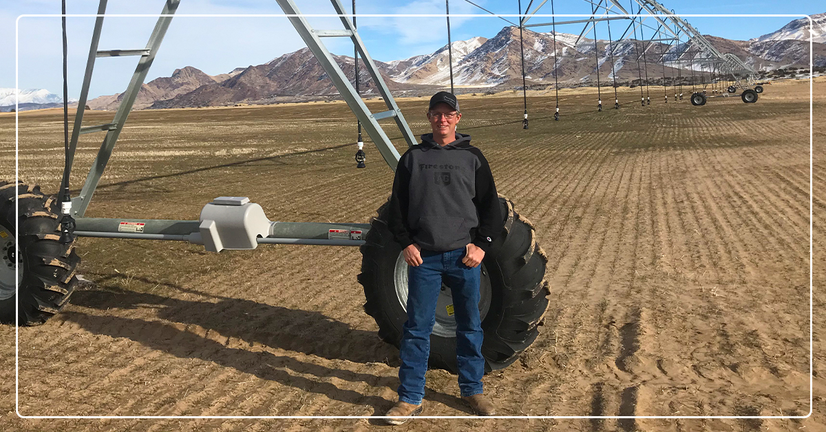 Sowing the Seeds of Success on the Robert Nielson Ranch